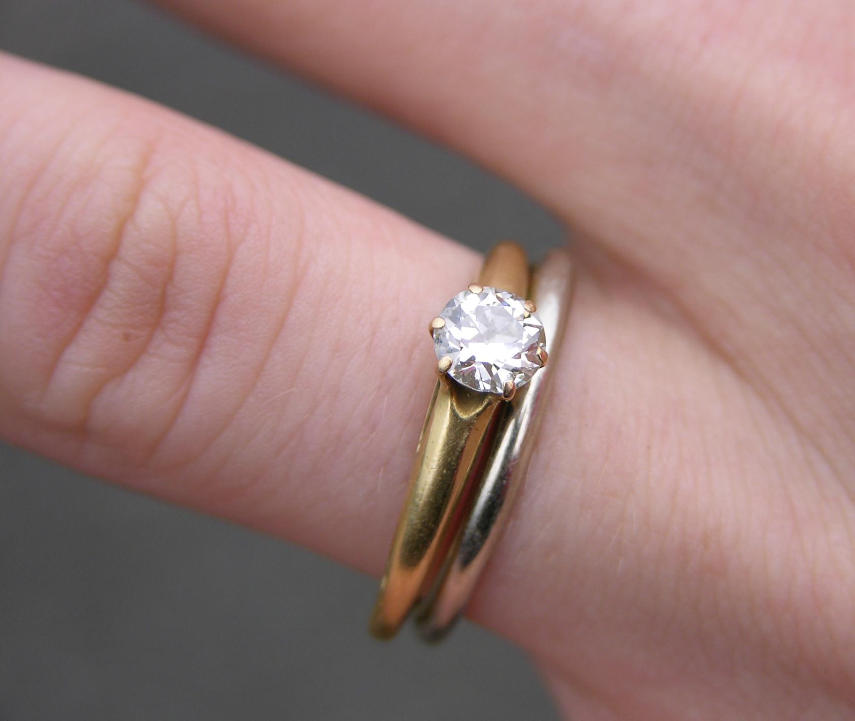 Demande en mariage quel type de bague